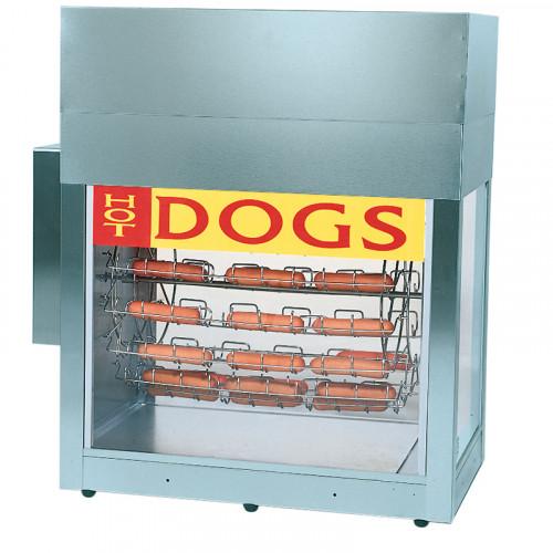 Voordelig een hotdogmachine huren met verse broodjes hotdogs!